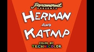 "Herman And Katnip Title Recreation ""full credits"" | Of Mice And Magic"