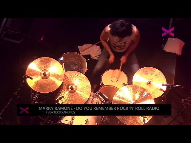 Marky Ramone - Do You Remember Rock 'n' Roll Radio