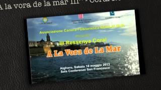 A la vora de la mar III^ 1   Coral Nova Alguer