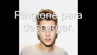 Ringtone by Justin Bieber