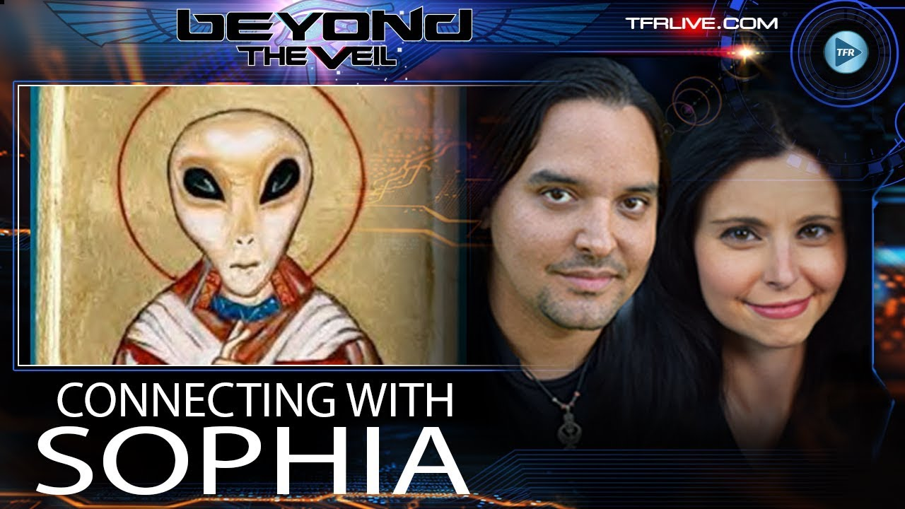 Connecting with Sophia's Neural Network: As above so below