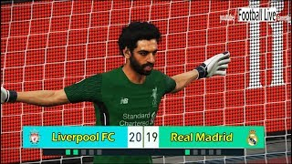 Real Madrid vs Liverpool HIGHLIGHTS 2018 width=