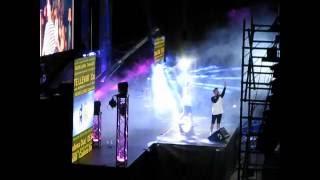 Critika y Saik - Cállame a besos (live)