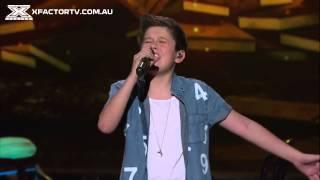 Jai Waetford  Don't Let Me Go   Grand Final   The X Factor Australia 2013
