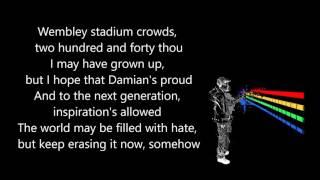 Ed Sheeran - Eraser lyrics