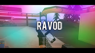 RAVOD: Phantom Forces Sniping Montage by Paradox PoKe
