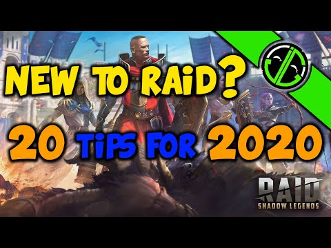 Raid: Shadow Legends Beginner Guide - Tips For 2020