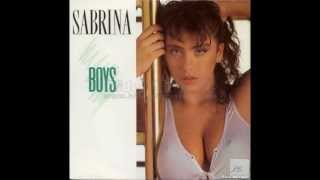 Boys Boys Boys ; Sabrina