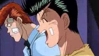 Yuyu Hakusho - Yukina's long lost brother.mp4