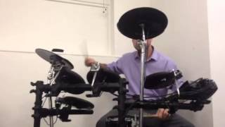 Foo Fighters Rope Drum Cover Mike Chappell