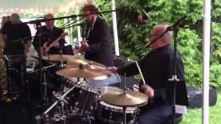 B Street Bombers - Soul Man - Live at Beverly Wedding June 27, 2015