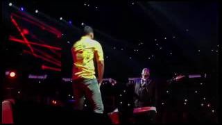 Romeo Santos ft. Don Omar - Ella y Yo (Madison Square Garden 12/04/2017)