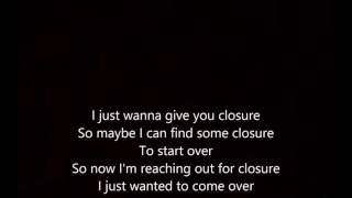 gnash - Closure (feat. Skizzy Mars) (Lyric Video)