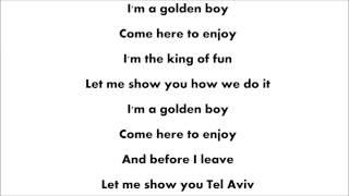 Nadav Guedj golden boy - karaoke