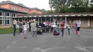 Musikkorps Rendsburg Probeabend 2013