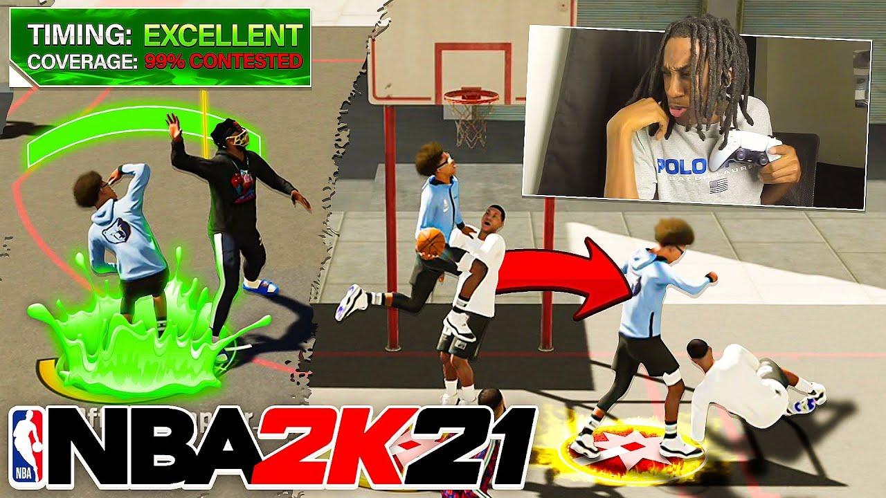 Ya Boi Tonio - HOF POSTERIZER + A 98 3pt Is OVERPOWERED In NBA 2k21!😳 PS5 Next Gen!