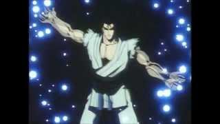 Street Fighter II V - Ryu´s hadouken