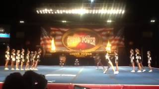 Oa cheer competition