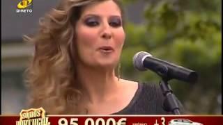"""Os SOLITÁRIOS """"Eu vou prá Farra"""" em Melgaço na Festa dos Sabores (TVI) Contacto para Romarias"""