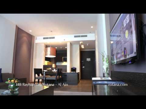 Hili Rayhaan by Rotana Hotel in Al Ain, UAE - Full length video