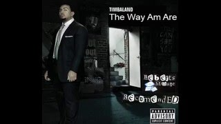 TIMBALAND-THE WAY I ARE INSTRUMENTAL