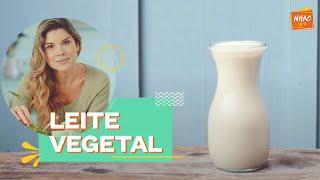 Como fazer leites vegetais | Alana Rox | Diário de Uma Vegana
