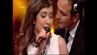 """Adina Răducan feat. Daniel Buzdugan - """"Colaj de sâmbătă seara"""" - Gala 3, X Factor!"""