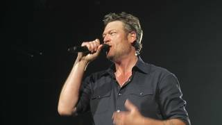 Blake Shelton at SAP Arena, San Jose, CA March 10, 2017