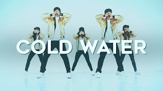 COLD WATER - Major Lazer ft. Justin Bieber and MØ | Team AURII Choreography