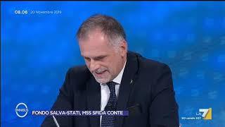 """Mes, Massimo Garavaglia: """"Conte traditore, il Parlamento deve sempre essere informato. C'è il ..."""