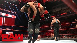 Drake Maverick aligns with AOP: Raw, Sept. 3, 2018
