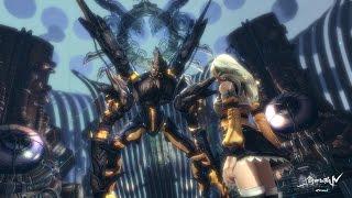 The War of Genesis 4 Online 1st CBT Gameplay Trailer