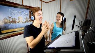 O Reino Gelado 2: Erros de gravação