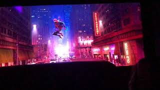 Spider Man Into The Spider Verse What's Up Danger Scene