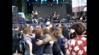Suicidal Tendencies - You can't bring me down@live at Revolution Festival Timisoara 2016