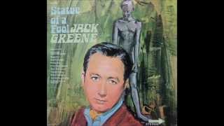 "Jack Greene ""Statue of a Fool"""
