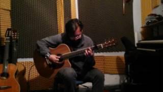 Love is on the way (saigon kick) Alonzo Gabrielli - fingerstyle