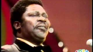 """B.B. King """"Thrill Is Gone"""" on The Ed Sullivan Show"""