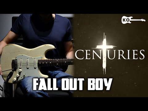 fall-out-boy-centuries-electric-guitar-cover-by-kfir-ochaion-kfir-ochaion