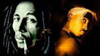 2pac ft. Bob Marley - Hold ya head (2012 remix)