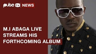"""M. I Abaga """"Rendezvous"""" Surpise Playlist Released and Available on Digital Platforms    Pulse TV"""