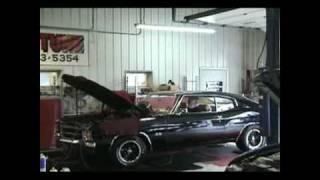 Dyno '71 chevelle w/ weiand 142 blower
