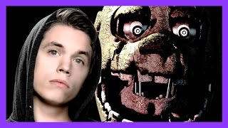 Five Nights at Freddy's 3 Song by Roomie