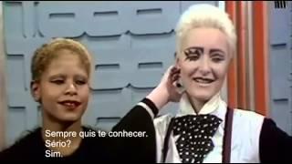 Entrevista Sex Pistols - Legenda em português