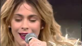 Martina Stoessel canta ¨Nel Mio Mondo  na Partida pela Paz