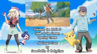 Pokémon the Movie 3 - Opening Theme - Cover by RedyyChuu & Elsie Lovelock