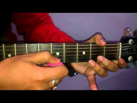 Har Ghari Badal Rahi Hai Guitar Tutorial - Kal Ho Na Ho VERY EASY ...