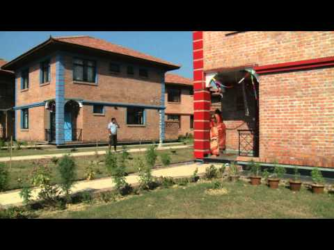 Daily life in SOS Children's Village Lumbini