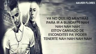 Maluma Ft. Cosculluela -Pretextos | Video Lyric (letra)