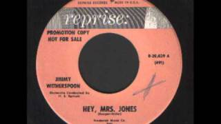 Jimmy Witherspoon - Hey Mrs Jones.wmv